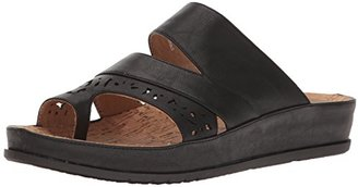 BareTraps Women's Careena Slide Sandal $26.24 thestylecure.com