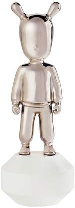 Lladro The Silver Guest Small