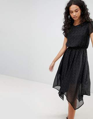 Only Sylvia Hanky Hem Dress
