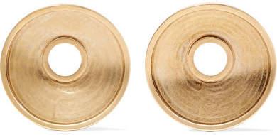 Marni - Monile Gold-tone Clip Earrings