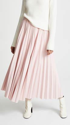LEHA Accordion Skirt