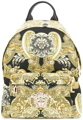 Versace Baroccoflage backpack