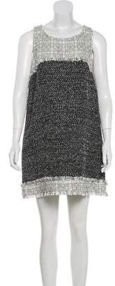 Chanel Tweed Shift Dress