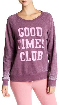 Junk Food Clothing Good Times Sweater
