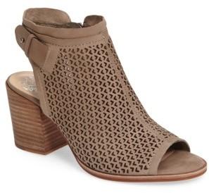 Women's Vince Camuto Lidie Cutout Bootie Sandal $118.95 thestylecure.com