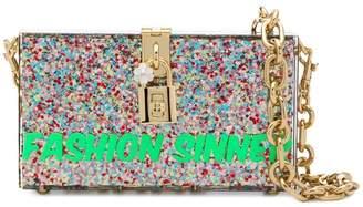 Dolce & Gabbana box fashion sinner bag