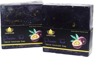 BEST BUY! 6th BAR ONLY 15₵ - Lotus House Passion Fruit Natural Handmade Soap Bars