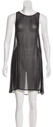 Isabel Marant Sheer Mini Dress