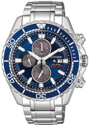 Citizen Diver Silver Watch