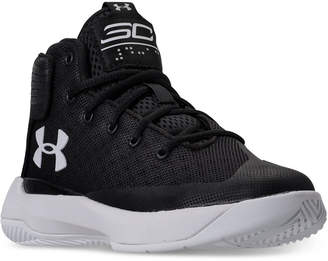 Under Armour (アンダー アーマー) - Under Armour Little Boys' Curry 3Zero Basketball Sneakers from Finish Line