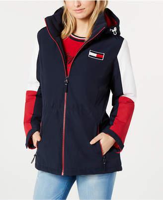 Tommy Hilfiger Colorblocked Anorak Jacket