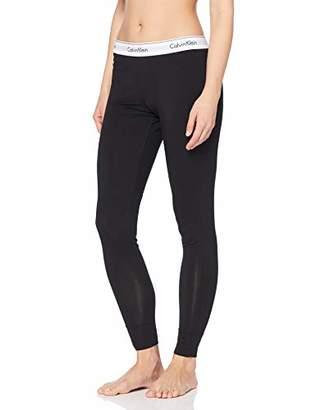 Calvin Klein Underwear Women's MODERN COTTON Plain Pyjama Bottoms,(S)