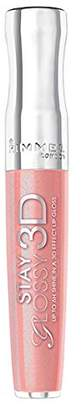 Rimmel Stay Glossy 3D Lipgloss, Popcorn For 2, 0.18 Fluid Ounce $4.99 thestylecure.com