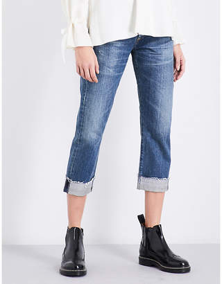 Citizens of Humanity Emerson slim-fit boyfriend mid-rise jeans