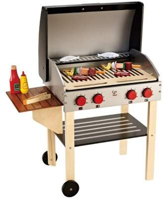 Infant Hape Gourmet Grill & Shish Kabob Play Set
