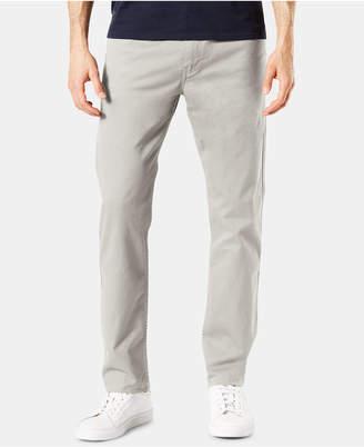 Dockers Men Slim Fit Jean Cut Khaki All Seasons Tech Pants