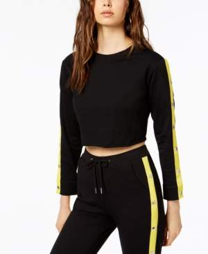 Waisted Ally Tracksuit Crop Top