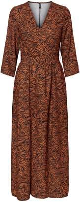 Vero Moda Ava Printed Maxi Dress