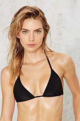 Nasty Gal Alina Mix & Match Adjustable Bikini Top $38 thestylecure.com