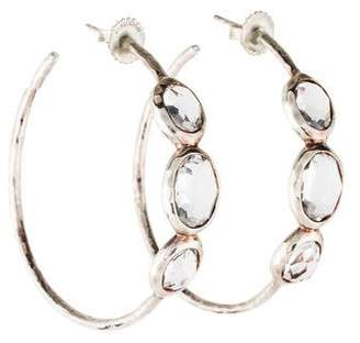 Ippolita Rock Candy Hoop Earrings