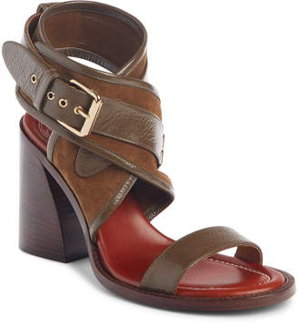 Chloé Aria Ankle Strap Sandal