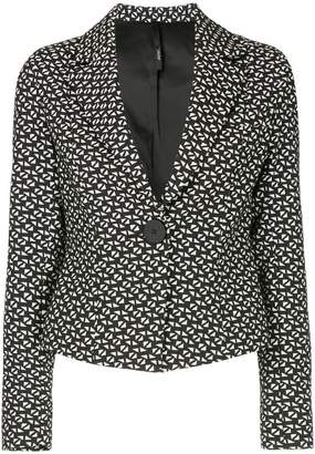 Taylor all-over print jacket
