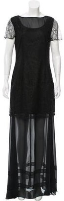 Alice by Temperley Lace Maxi Dress $125 thestylecure.com