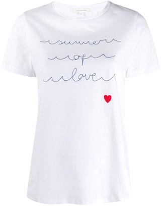 Parker Chinti & Summer Of Love T-shirt