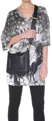 Rebecca Minkoff Mini Unlined Feed Leather Cross-body Bag