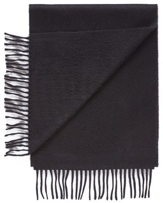 Begg & Co. Solid Scarf $85 thestylecure.com