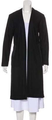 AllSaints Wool Long Coat