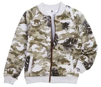 Petit Lem Serengeti Safari Zip Jacket (Little Boys)
