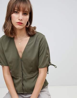 Vero Moda Button Through Blouse