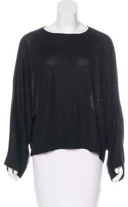 Thomas Wylde Long Sleeve Cashmere Sweater w/ Tags