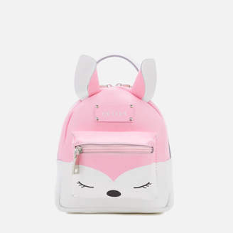 Grafea Women's Mini Zippy Deer Backpack - Pink
