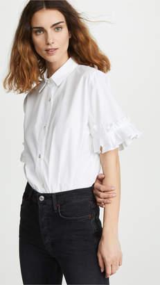 Clu Ruffle Shirt