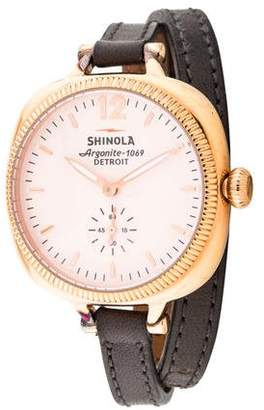 Shinola Gomelsky Watch