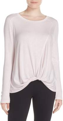 Zella Twisty Turn Tee
