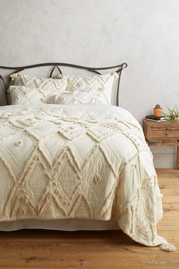 Anthropologie Anthropologie Aldalora Quilt