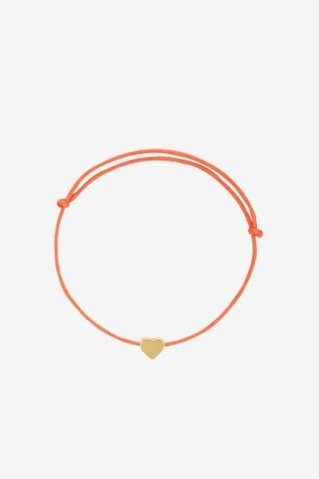 Bcbgeneration Heart-Charm Bracelet