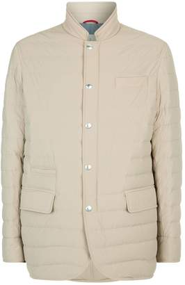 Brunello Cucinelli Quilted Mid-Length Coat