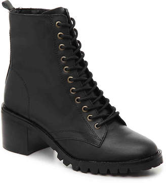 Crown Vintage Beladia Combat Boot - Women's