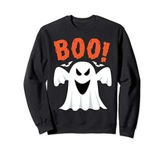 Funny Scary Ghosts Halloween Sweatshirt