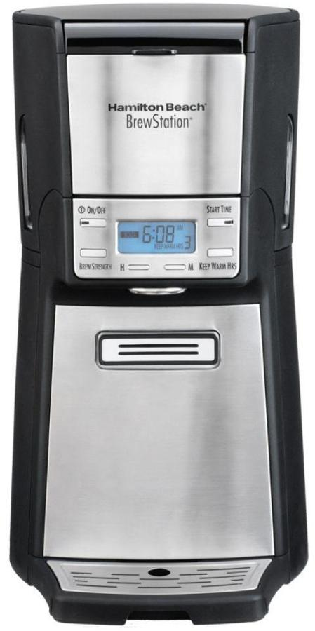 Hamilton Beach BrewStation Summit Ultra 12-Cup Digital Coffeemaker