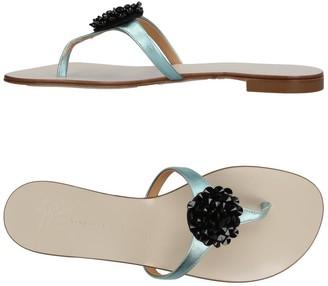 Giuseppe Zanotti Toe strap sandals