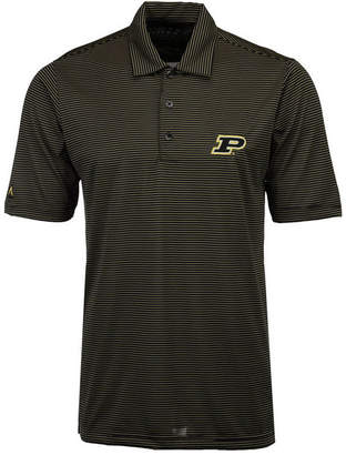 Antigua Men's Purdue Boilermakers Quest Polo