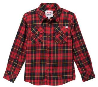 Appaman Flannel Shirt (Toddler, Little Boys, & Big Boys)