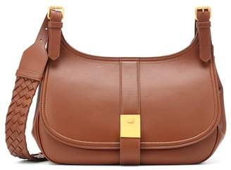 Bottega Veneta Saddle leather shoulder bag