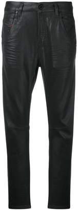 Diesel Fayza carrot fit trousers