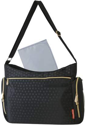 Fisher-Price Hobo Tote with Gold Zippers